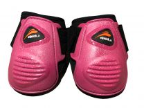 eQuick eLight Unicorn Fetlock boots Rear