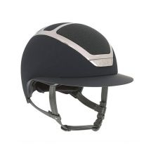 Kask Star Lady Anthracite-Silver