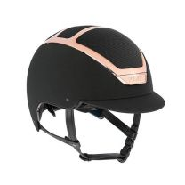 Kask Dogma Chrome Light Everyrose Black