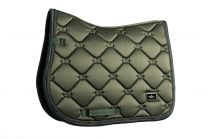 Equestrian Stockholm jumping pad Spring Olive