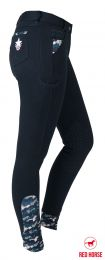 Horka Junior Breeches Lisa Night Blue