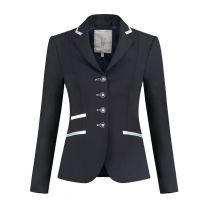 Juuls Navy Favorite Competition Jacket with seablue  details