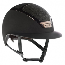 Kask Star Lady Swarovski Carpet Black