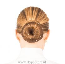 Nilette hairnet with pearls
