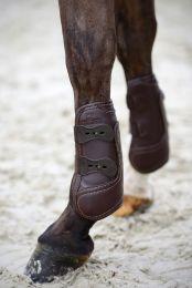 Kentucky leather tendon boot elastic
