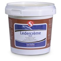 Sectolin Leather Cream Transparent 1 liter