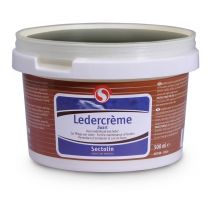 Sectolin Ledercrème zwart 500ml