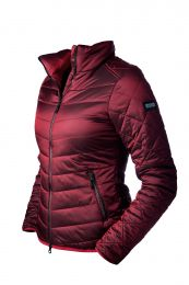 Equestrian Stockholm light weight jacket Bordeaux