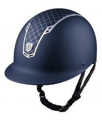 Fair Play Helmet Logo Matt Navy