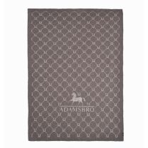 Adamsbro Merino Luxe throw Horseshoe