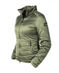 Equestrian Stockholm light weight jacket Olive