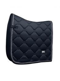 Equestrian Stockholm dressage pad Midnight Blue