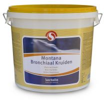 Sectolin Montana Bronchial  Herb 3 KG