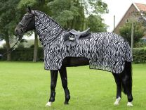 Busse Fly Riding Rug Moskito Zebra II