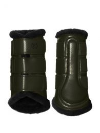 Equestrian Stockholm SS'21 Deep Olivine brusing boots