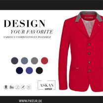 Pikeur Askan Vario Mens competition jacket Customize