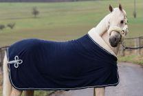 MASTER Fleece rug with collar