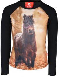Red Horse AW'19 Pixel Shirt