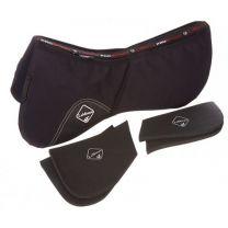 LeMieux Pro-Sorb Plain half pad black