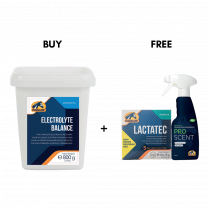 Cavalor Electrolyte Balance with free Lactatec and Pro Scent