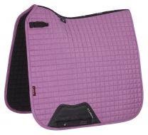 LeMieux Pro-Sport saddle pad Lavender suede