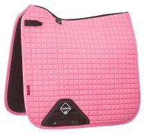 LeMieux Pro-Sport saddle pad Blush Pink suede
