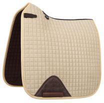 LeMieux Pro-Sport saddle pad beige suede