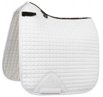 LeMieux Pro-Sport saddle pad White suede