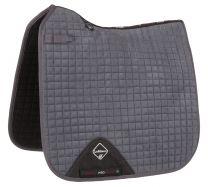 LeMieux Pro-Sport saddle pad Grey suede