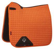LeMieux Pro-Sport saddle pad Tangerine suede