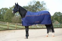 Bucas Recuptex Therapy Pony Navy / Orange
