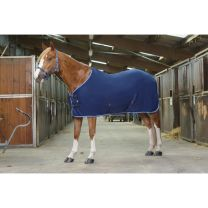 Riding World fleece rug