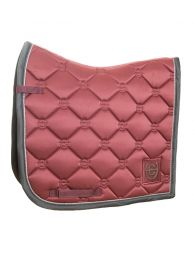 Equestrian Stockholm SS'20 dressage saddlepad Rose Breeze