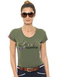 Spooks Roxy Sequin Shirt