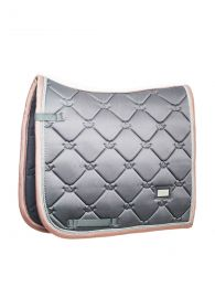 Equestrian Stockholm dressage pad Dusty Pink
