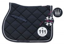 Spooks jumping saddle pad Competition
