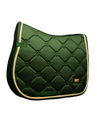 Equestrian Stockholm all purpose saddle pad Forest Green FW'19