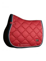 Equestrian Stockholm jumping saddle pad Grenadine