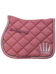 Spooks Crown Shiny Jumping Saddle Pad