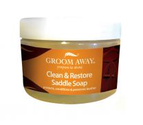 Groom Away zadelzeep 400g
