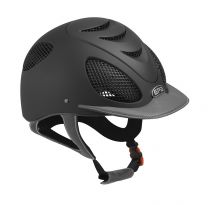 GPA Speed Air Leather 2x Black with Grey