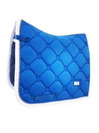Equestrian Stockholm dressage pad Sapphire