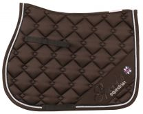 Spooks FW'20 jumping saddle pad Roxie