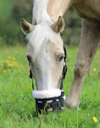 Shires grazing muzzle Deluxe