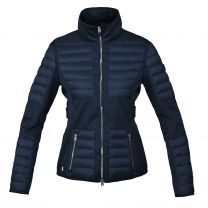 Kingsland W18 Maroon ladies jacket navy