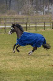 Bucas Smartex Rain Pony Blue