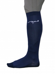 Dyon socks navy 2-pack