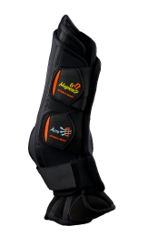 eQuick Stable Boots Aero-Magneto Rear