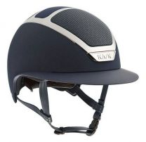 Kask Star Lady Navy-Silver