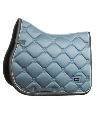 Equestrian Stockholm SS'20 Jumping saddlepad Steel Blue
